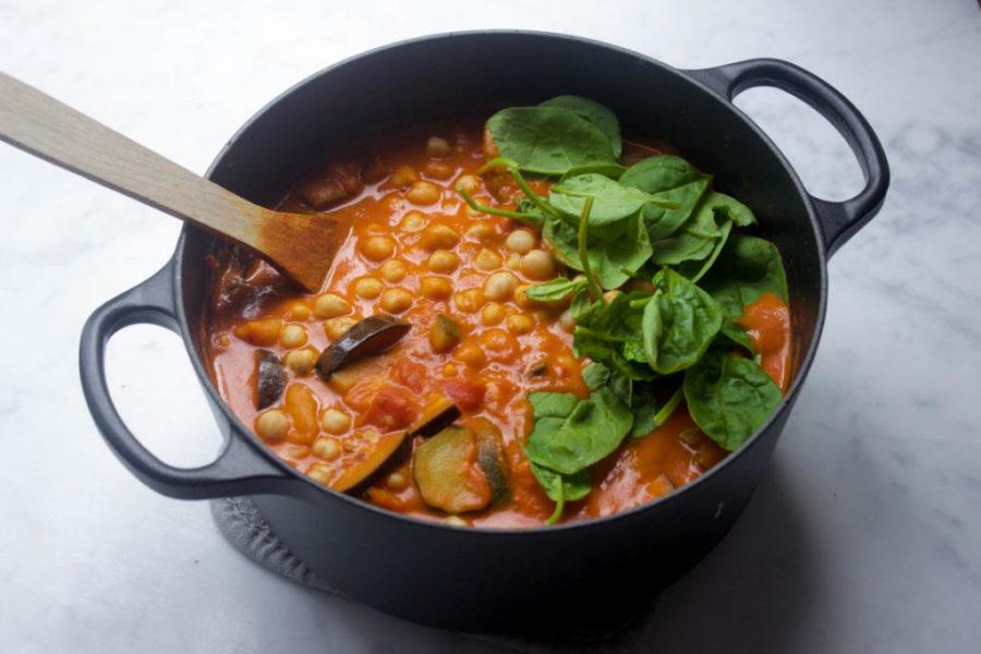 vegan eetdagboek Sanne