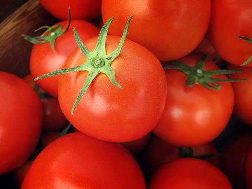 Tomaten voor een jonge huid