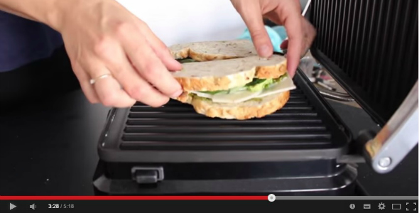 tosti geitenkaas video