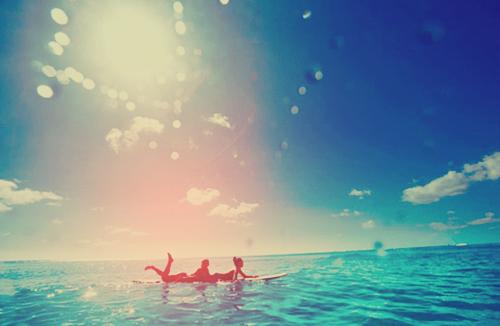 Bikini body beach