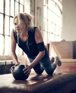 Sporten helpt met afvallen