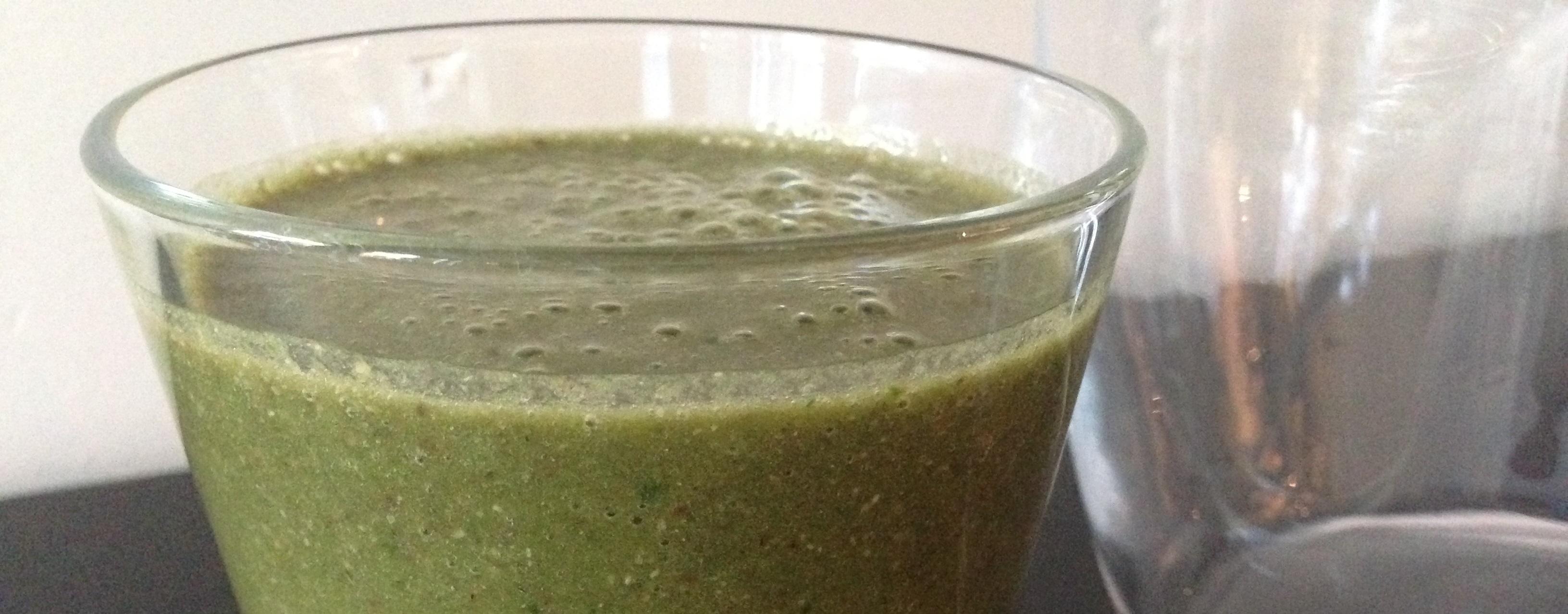 groene smothie recept