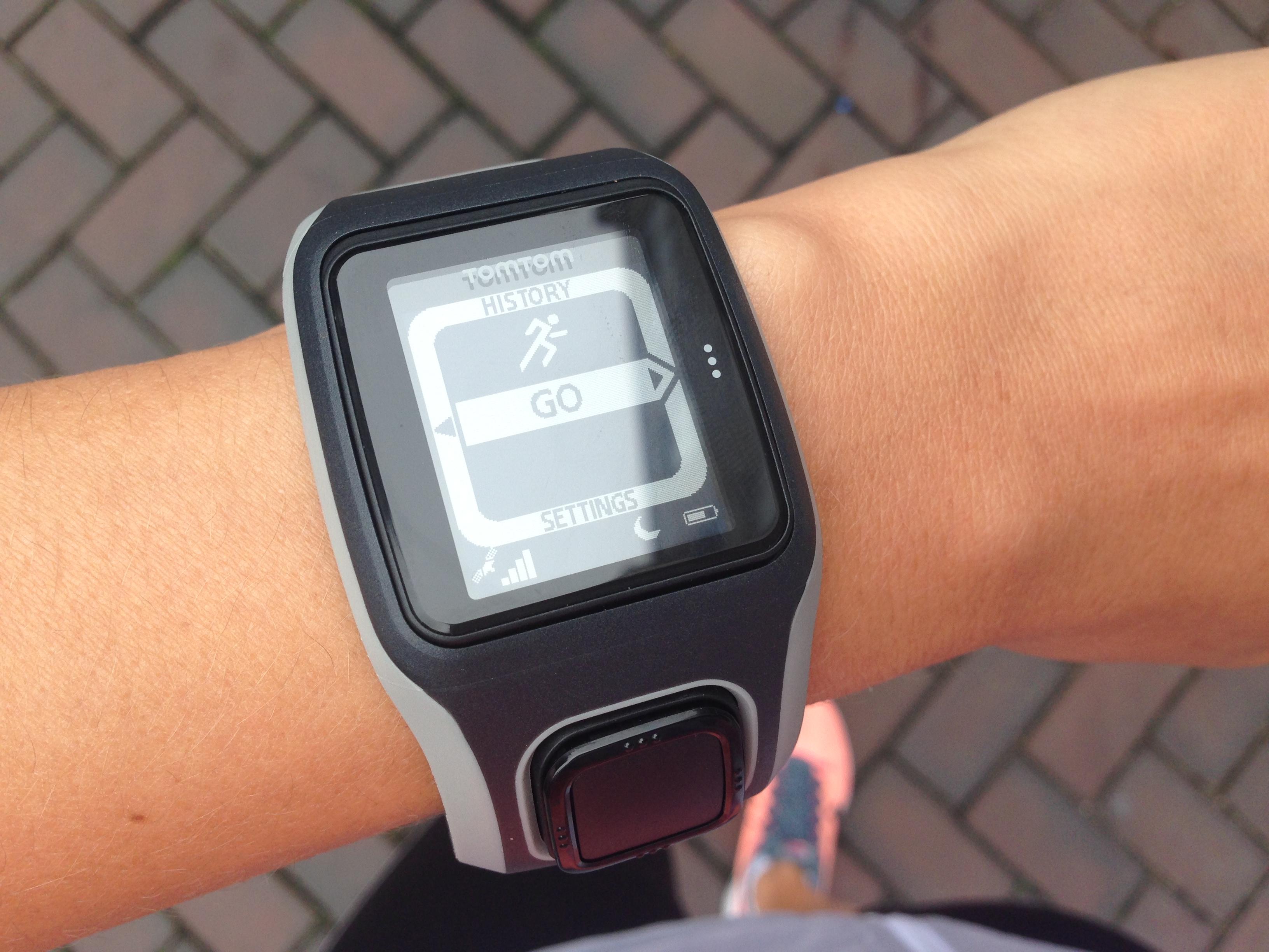 Tomtom multisport horloge