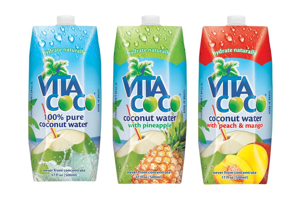Vita Coco Kokoswater 3 smaken