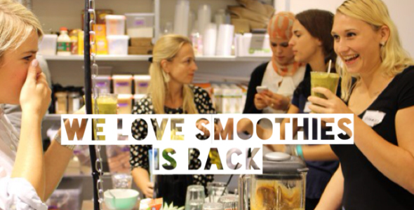 we love smoothies is back ul