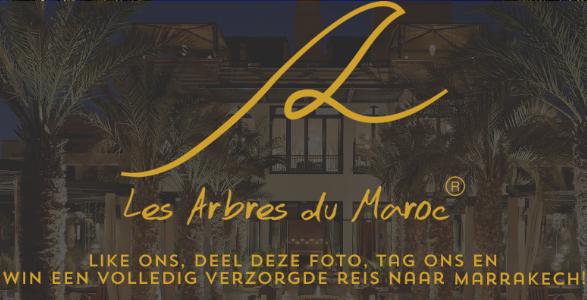 Les Arbres du Maroc