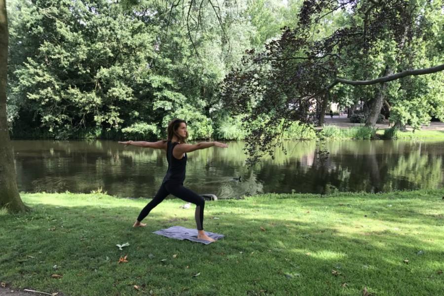 yoga daisy park