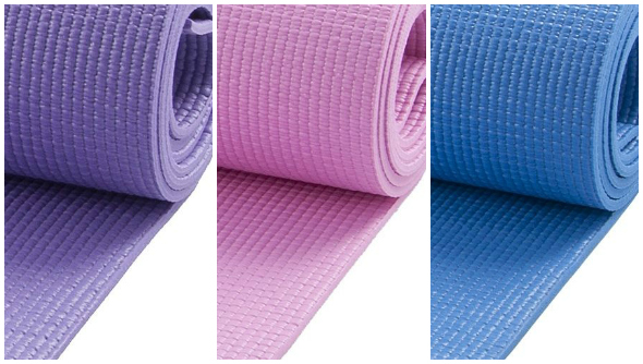 superyoga yoga set yoga mat 3 kleuren