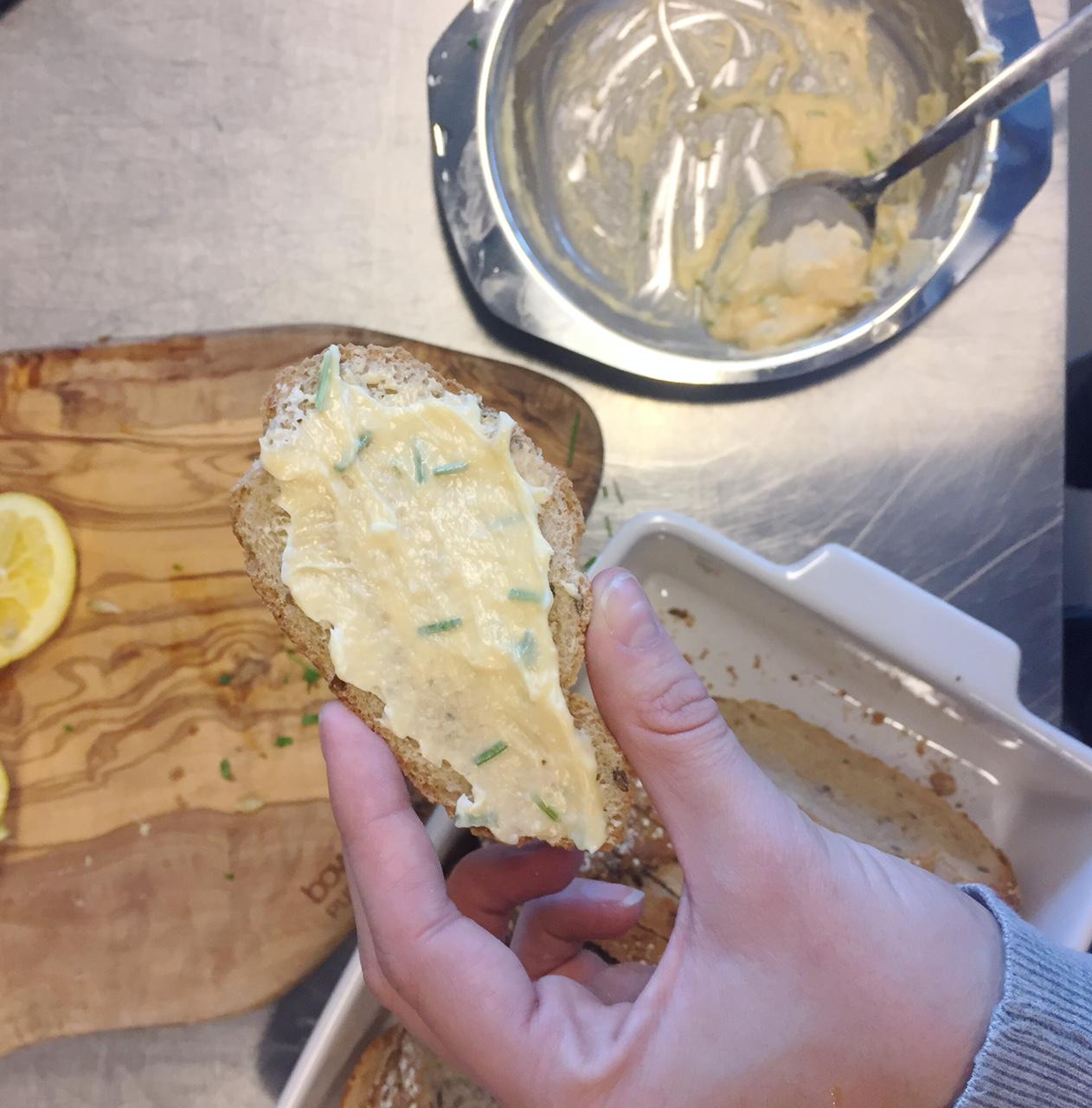 zelf margarine maken
