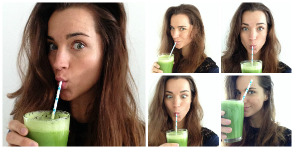 zomerslank juice afvallen blog